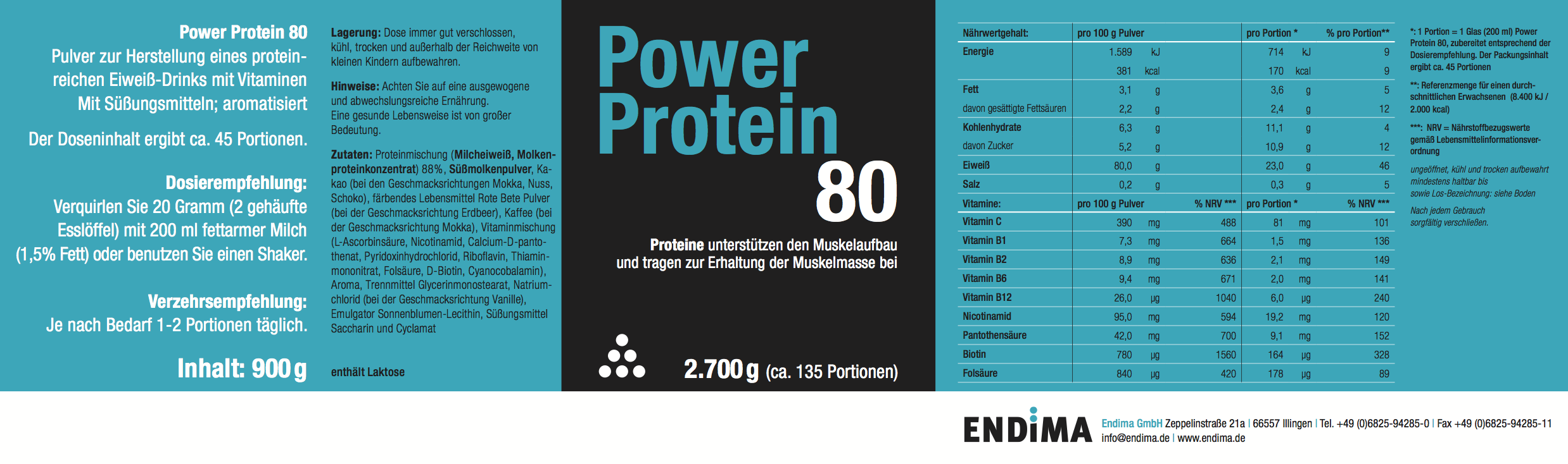 Power_Protein_80_2700g_Etikett